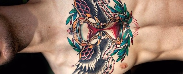 Banner Tattoos For Men