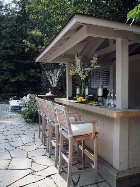 Bar Patio Ideas Outdoor Backyard