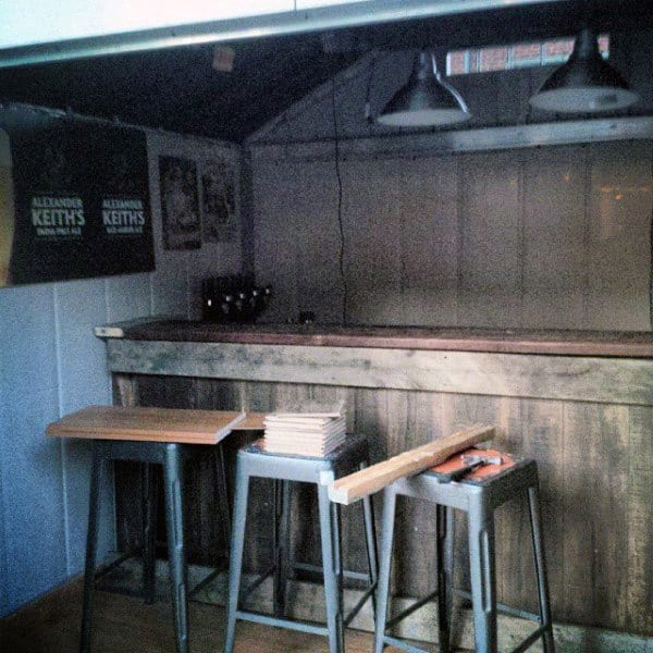 Bar Sheds For Man Caves