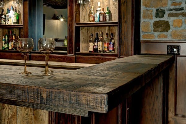 Bar Top Cool Ideas