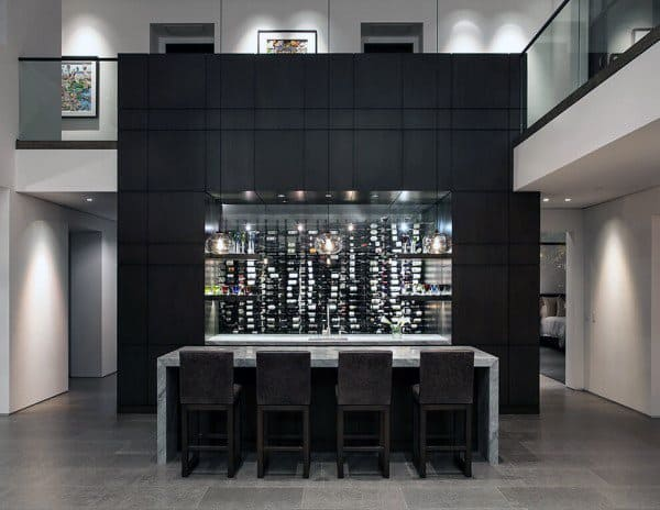 Bar Wine Cellar Ideas