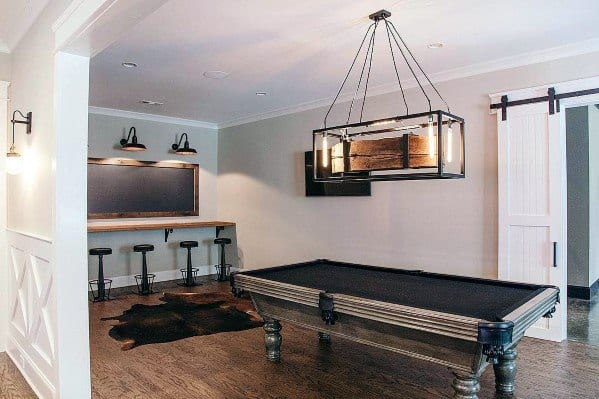 Bar With Billiards Room Ideas With Small Bar