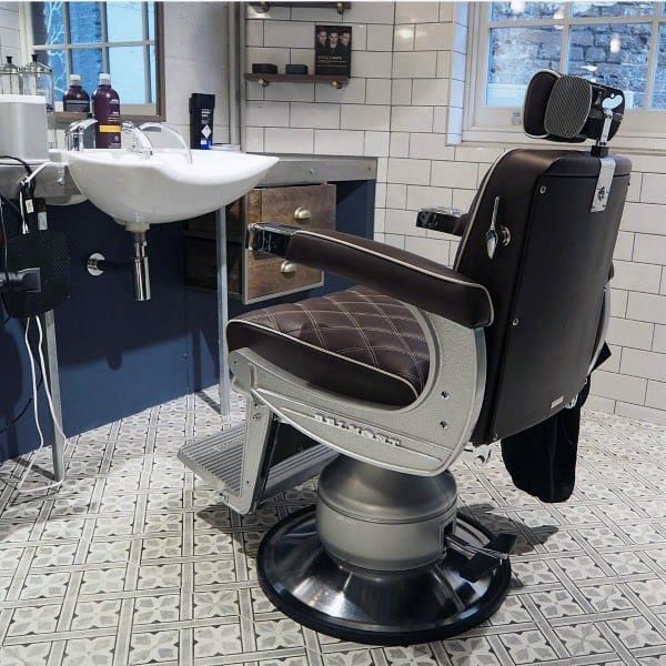 Barber Shop Chair Designs Tile Flooring