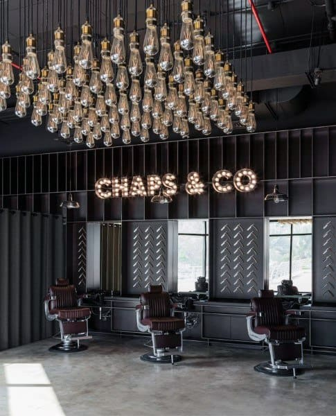 Top 80 Best Barber Shop Design Ideas
