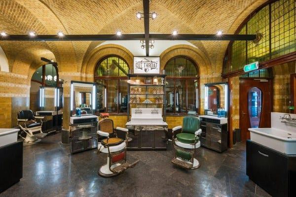 Barber Shop Designs