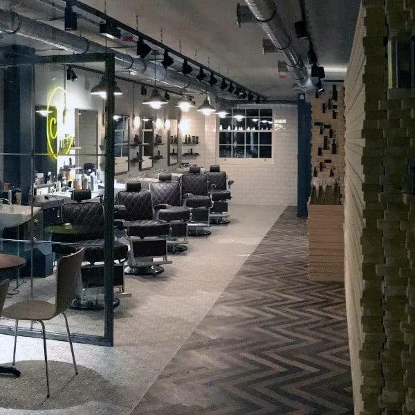Barber Shop Industrial Design