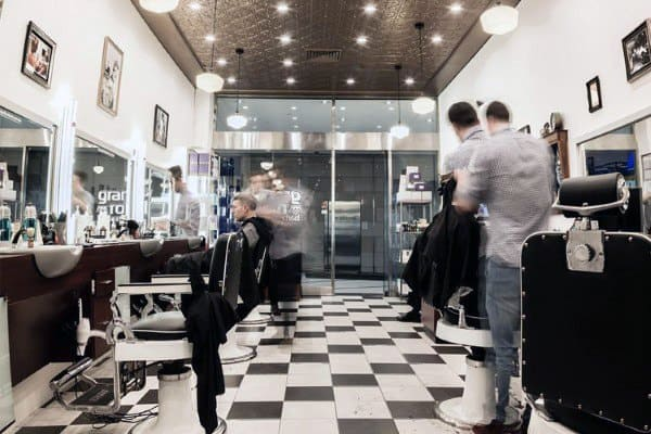 Barber Interior Design Ideas