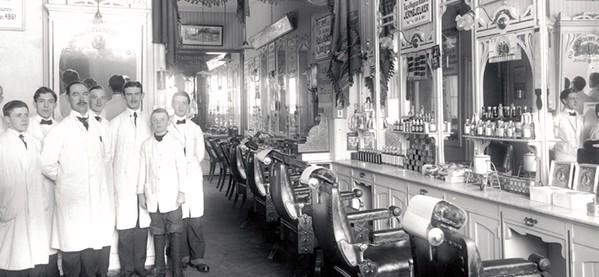 Barbershop For Men