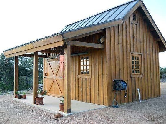 Top 60 Best Backyard Shed Ideas Outdoor Storage Spaces