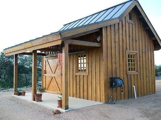 Barn Backyard Shed Ideas Inspiration