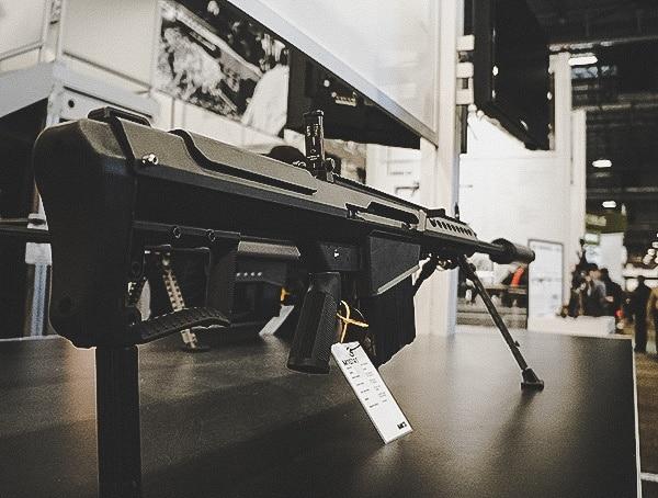 Barrett 50 Cal Black