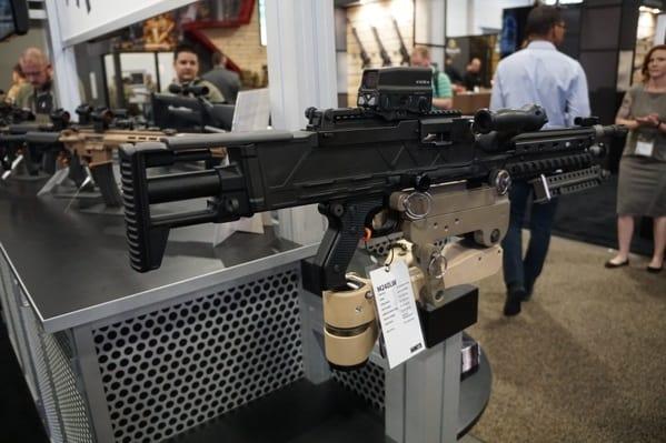 Barrett M240lw