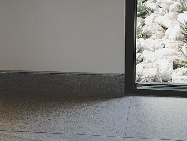 Baseboard Window Detail Modern Home Design Las Vegas Nevada 2019 New American Home