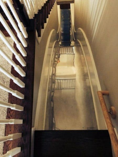 Top 70 Indoor Slide Ideas Skip The Boring Staircase