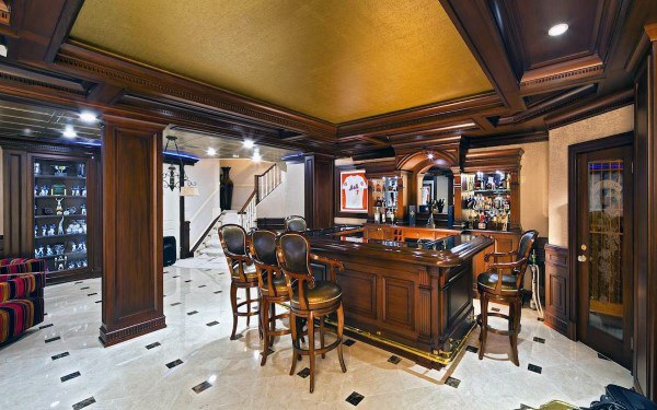 Basement Ceilings Ideas