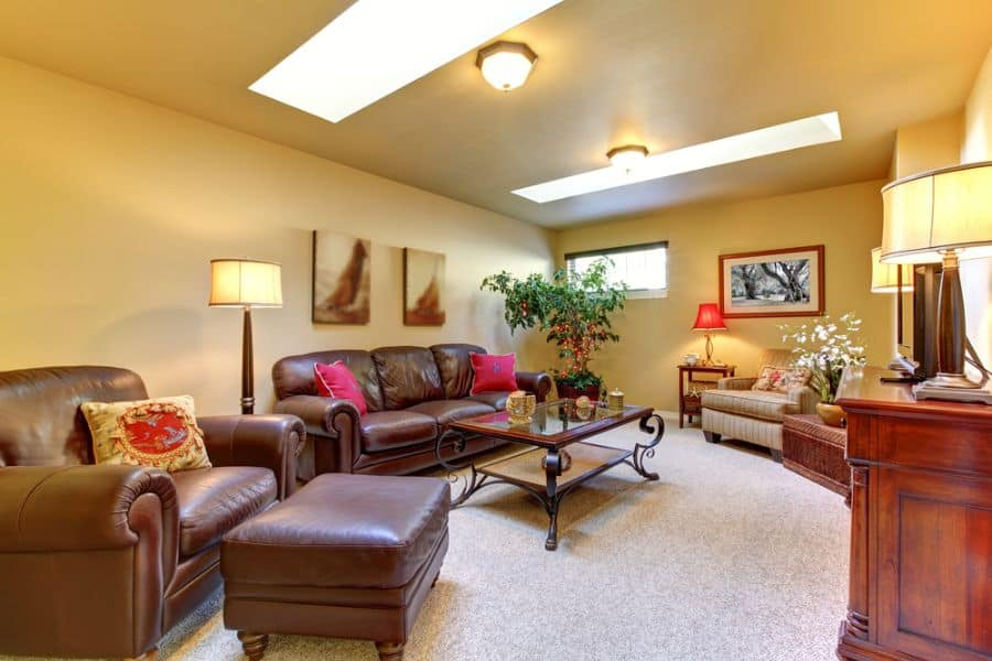Basement Family Room Ideas 2