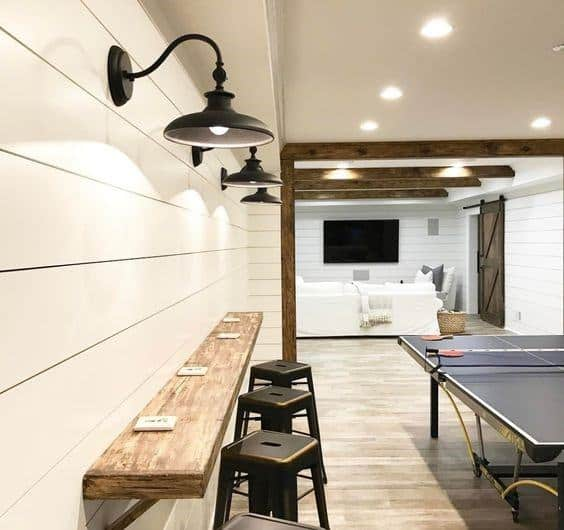Basement Led Lighting Ideas