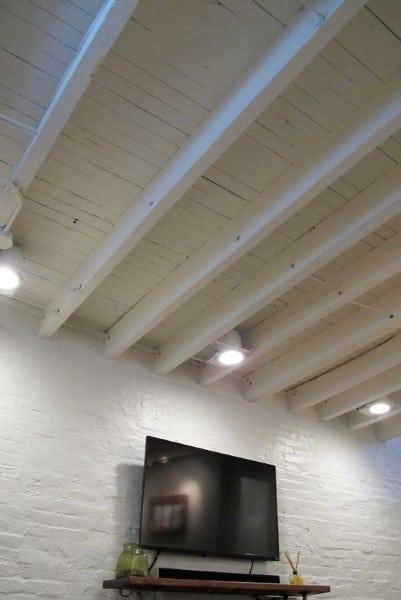 Basement Light Fixtures