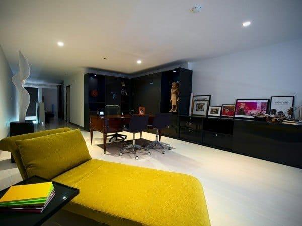 Basement Lighting Design Inspiration