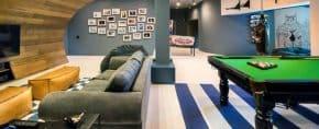 60 Basement Man Cave Design Ideas For Men – Manly Home Interiors