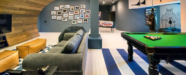 Basement Man Cave Design Ideas For Men