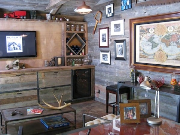 Basement Ideas Man Cave : 50+ Man cave ideas for masculine design and modern decoration ...
