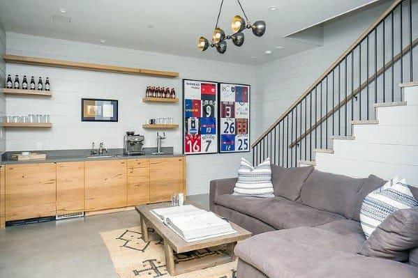 Basement Stairs Design Inspiration