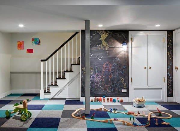 Basement Stairs Ideas Inspiration