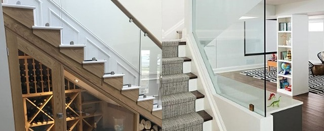 Top 70 Best Basement Stairs Ideas – Staircase Designs