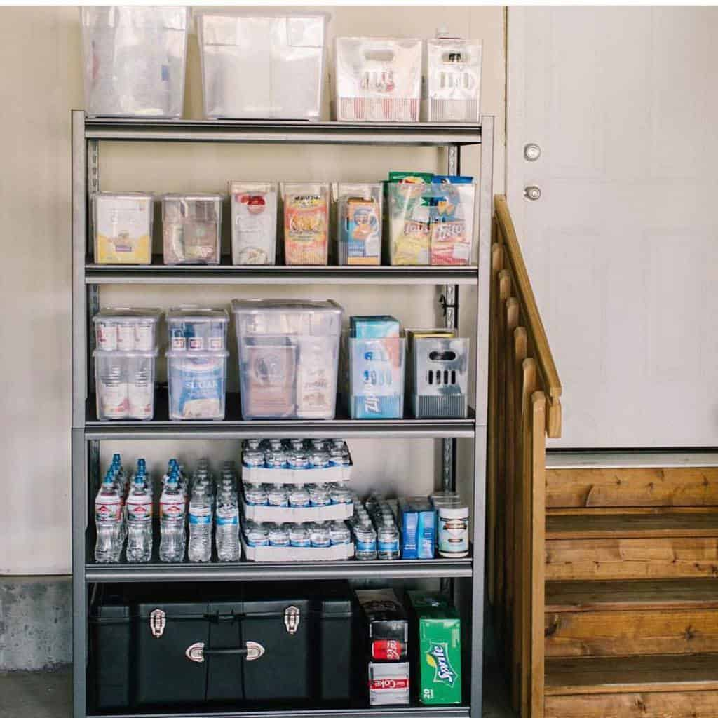basement storage ideas organize_everything
