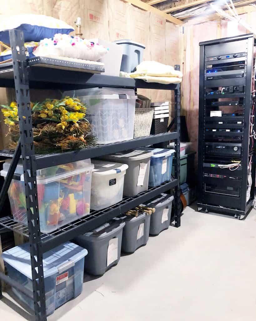 basement storage ideas reorgproject