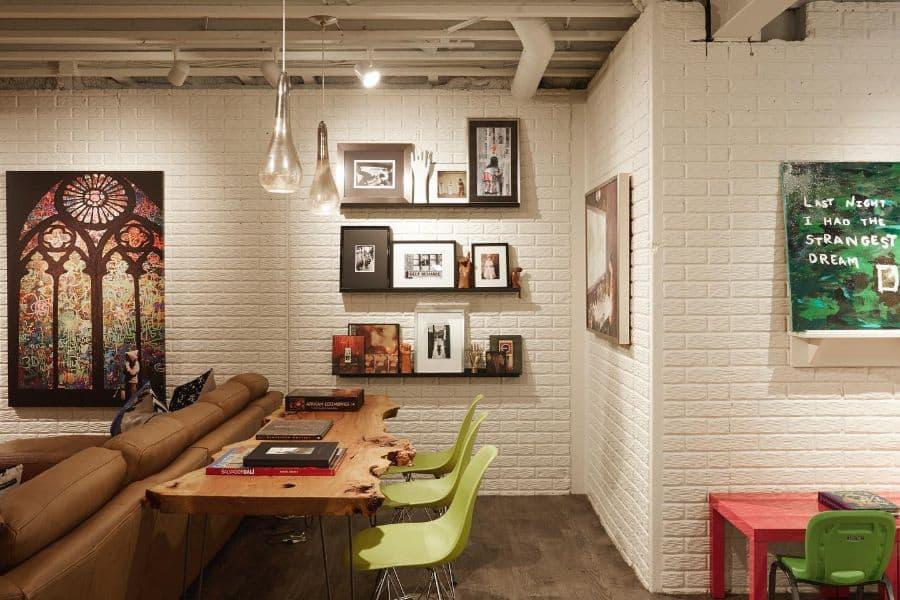 The Top 71 Basement Wall Ideas