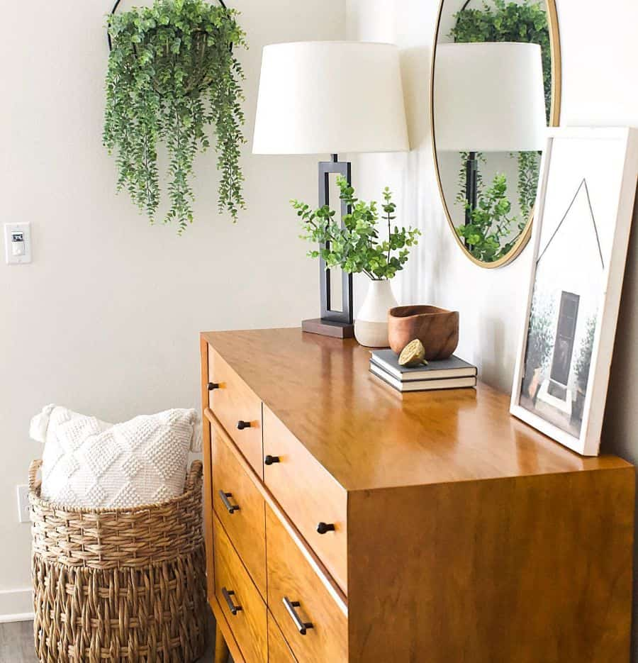 basket and bins bedroom organization ideas therenovatedroost