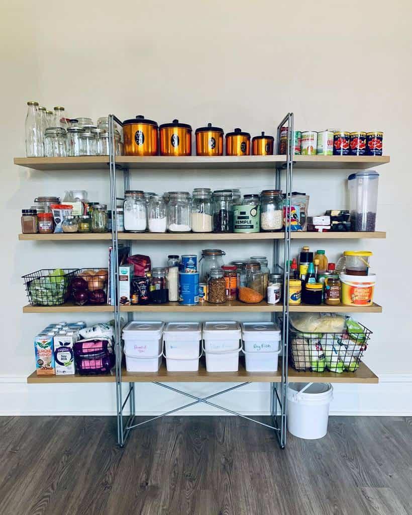 basket pantry organization ideas phat_phreya