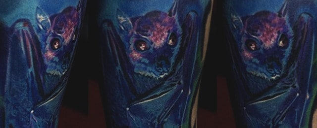 Bat Tattoo Designs For Men