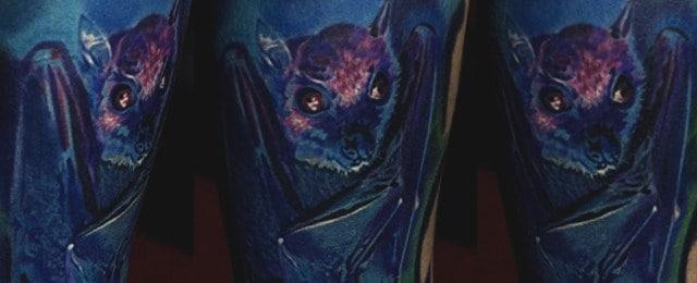 Bat Tattoo Designs For Men