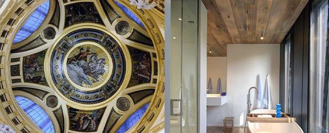 Top 50 Best Bathroom Ceiling Ideas – Finishing Designs