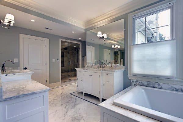 Bathroom Ceiling Options