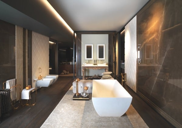 Top 48 Best Modern Bathroom Design Ideas For Men Next Luxury Extraordinary Modern Bathrooms Design