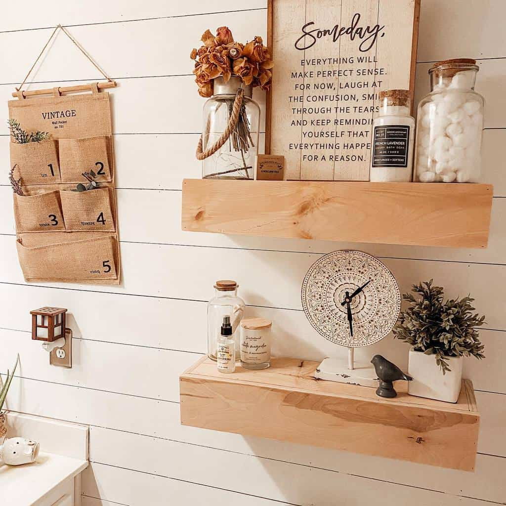 bathroom diy wall decor ideas craftamoredesign