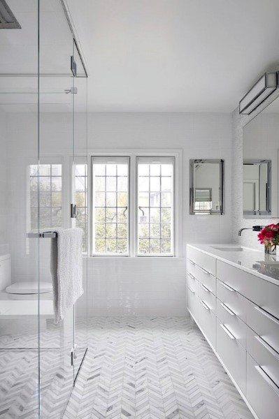 Bathroom Floor Design Inspiration