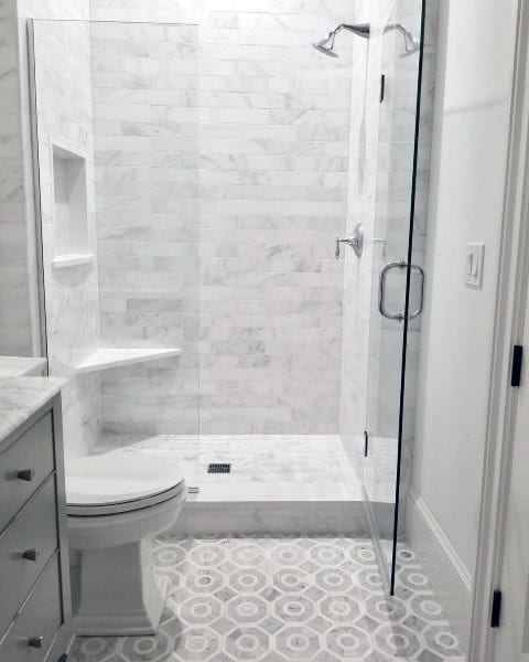 marble tile bathroom tile ideas
