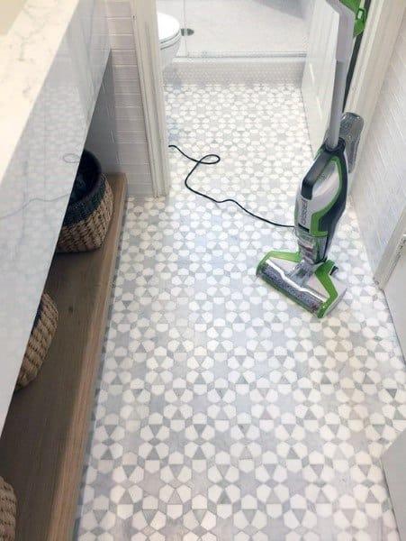 pattern bathroom tile ideas