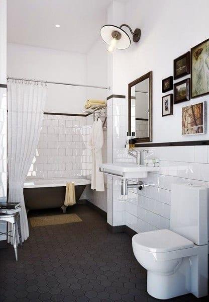Bathroom Floors Ideas