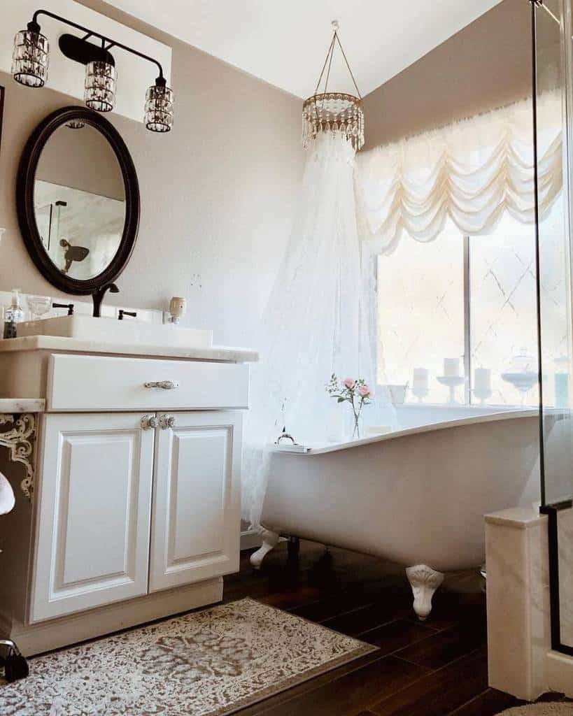 Bathroom French Country Decor