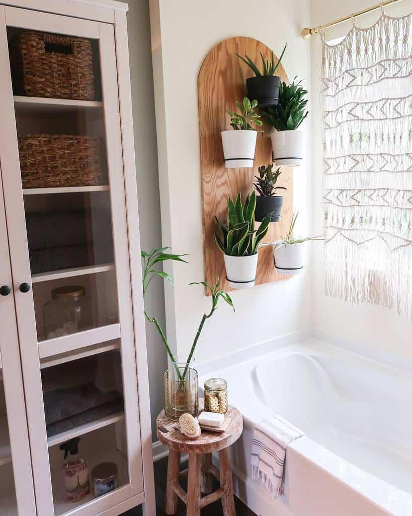 bathroom indoor garden ideas be_kind_and_design