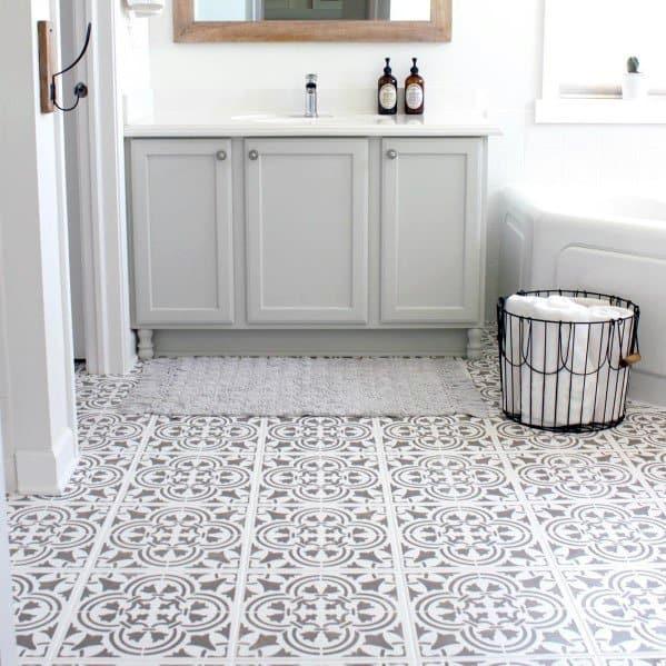 Top 60 Best Painted Floor Ideas Flooring Pattern Designs