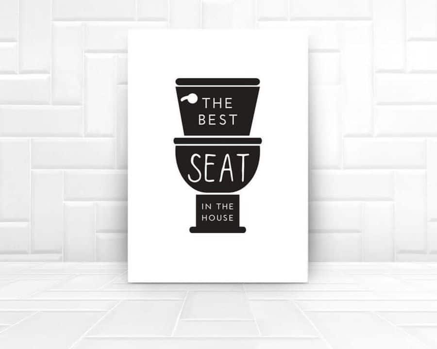 Bathroom Poster Or Signs Bathroom Decor Ideas Designsbyjessicarose