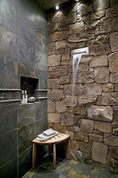 Bathroom Rustic Design