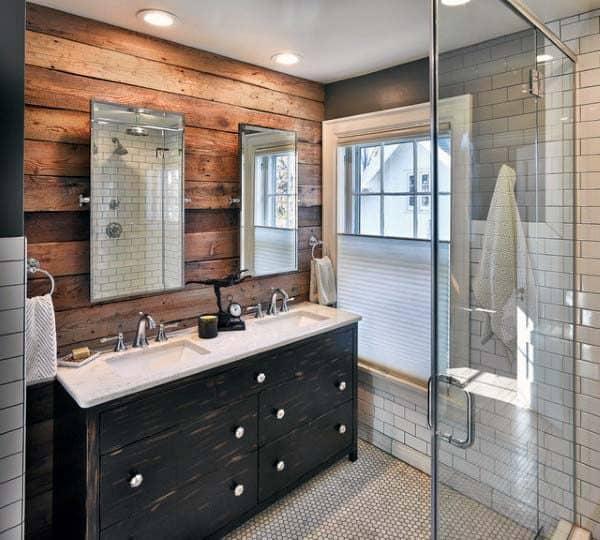 Bathroom Rustic Ideas